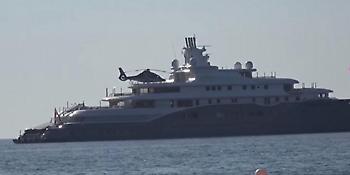 Στη Μύκονο «έδεσε» μία από τις 10 ακριβότερες θαλαμηγούς στον κόσμο (video)