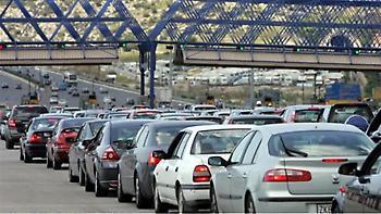 Στο «κόκκινο» η κίνηση στις εθνικές οδούς, σε ΚΤΕΛ, λιμάνια και τρένα - Αναχωρούν οι εκδρομείς