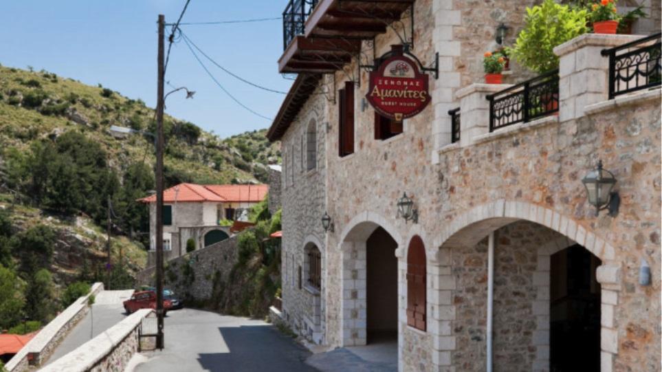 Σεισμός στην Δημητσάνα: Αισθητός σε πολλές περιοχές της Πελοποννήσου