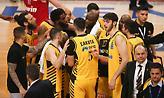 Σβήστηκε και από το site της FIBA η τιμωρία της ΑΕΚ