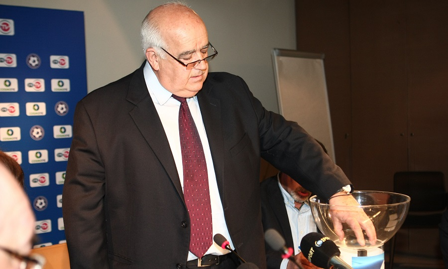 Γαβριηλίδης: «Το πιθανότερο είναι ότι θα υπάρχει VAR στον τελικό»