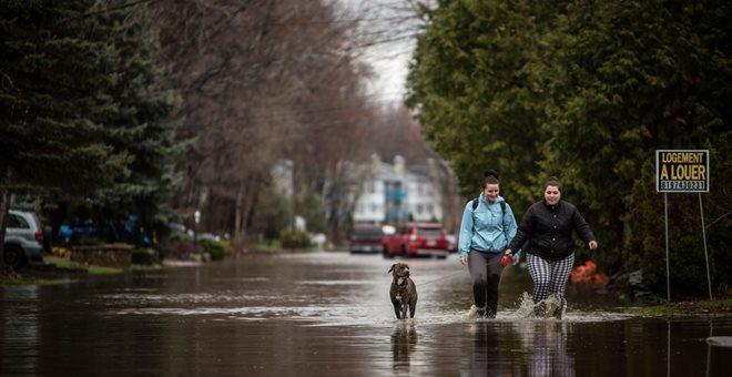 Καναδάς: Σε κατάσταση έκτακτης ανάγκης η Οτάβα λόγω κινδύνου πλημμυρών