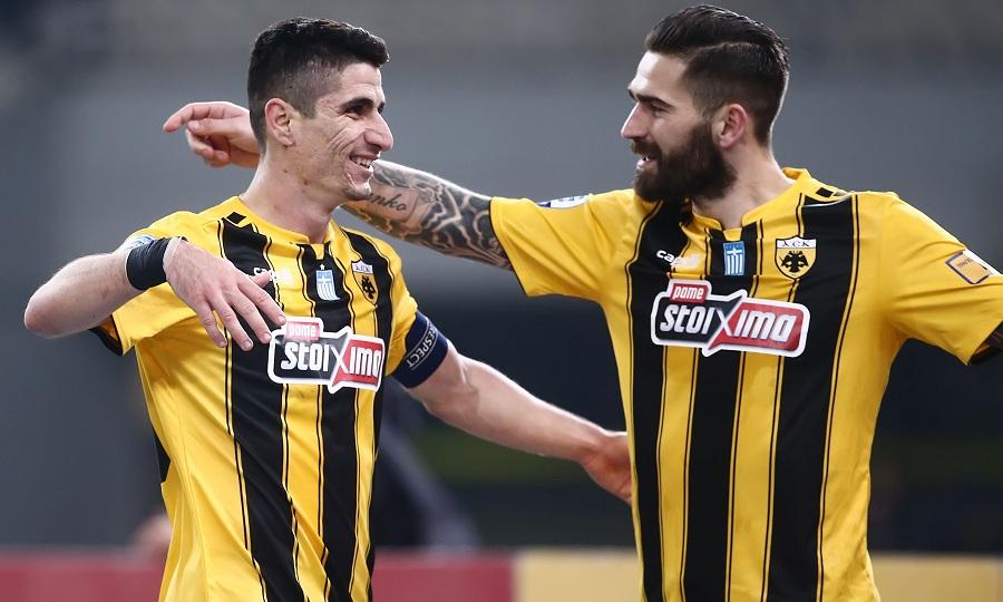 Λιβάγια – Μάνταλος «βαρόμετρα» της ΑΕΚ, Περέιρα – Τριτσώνης χάλασαν το Κύπελλο