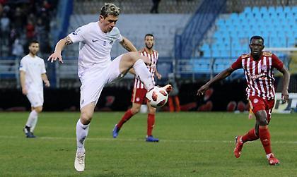 Πίτι: «Απολαμβάνω το ποδόσφαιρο στη Λαμία, θα δούμε τι θα γίνει το καλοκαίρι»