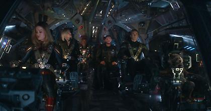 Το… παράνομο βίντεο από τα γυρίσματα του Endgame των Avengers!