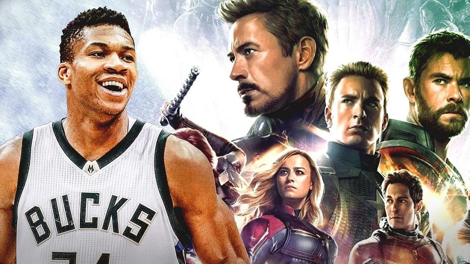 Ατάκα Αντετοκούνμπο για Avengers: «Ήθελα να πάω τουαλέτα, αλλά δεν έφυγα από τη θέση μου»