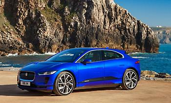 «Αυτοκίνητο της Χρονιάς» το Jaguar I-PACE