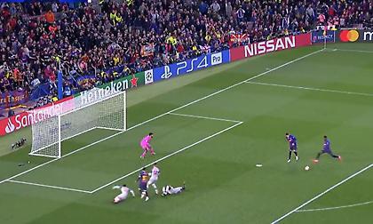 Κλώτσησε μεγάλη ευκαιρία για το 4-0 ο Ντεμπελέ (video)