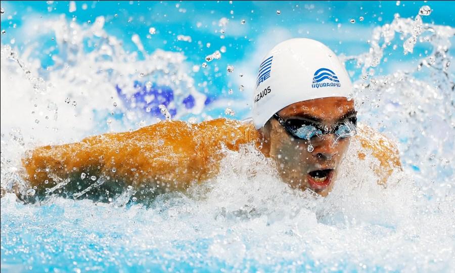 Αθλητής της χρονιάς στις ΗΠΑ ο Βαζαίος