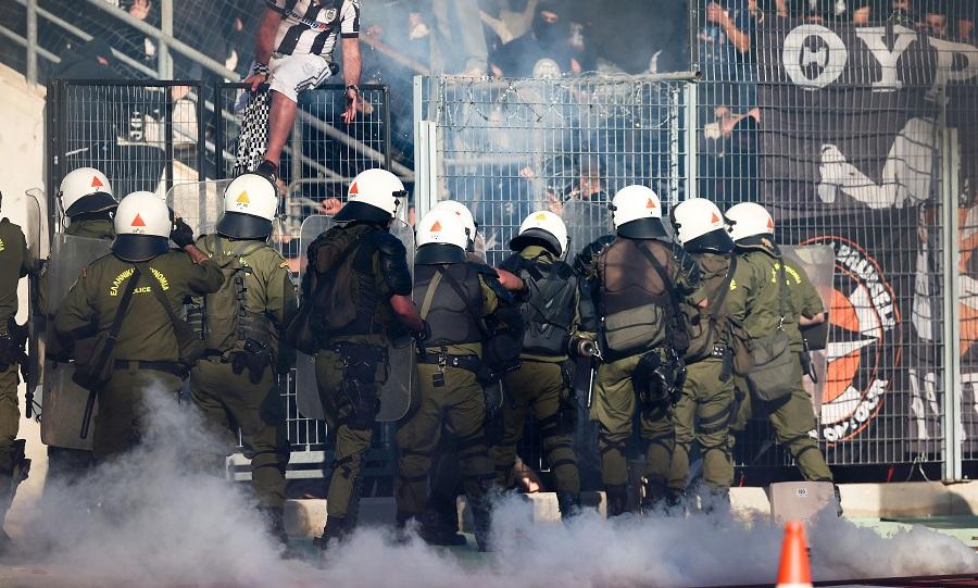 Λόγω αστυνομίας είναι αδύνατο να γίνουν ματς σαν το ΑΕΚ – ΠΑΟΚ χωρίς σοβαρά επεισόδια