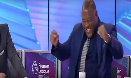 «Τρελάθηκε» ο Μπαρνς στο γκολ νίκης της Λίβερπουλ (video)