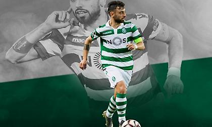 Έγραψε ιστορία στο ευρωπαϊκό ποδόσφαιρο ο Μπρούνο Φερνάντες!
