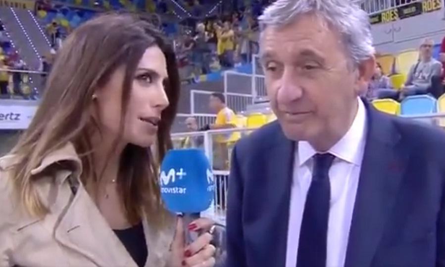 Πέσιτς σε γυναίκα ρεπόρτερ: «Με ακολουθείς σε όλα τα ματς, ε;»