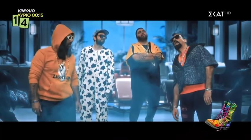 Οι Ράδιο Αρβύλα στο «Mama» του Sin Boy - Ξέσπασμα Κανάκη κατά Τσίπρα (vids)