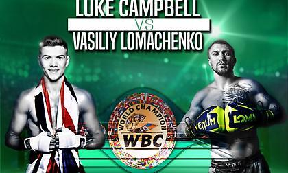 H WBC διέταξε να γίνει η ματσάρα Λοματσένκο – Κάμπελ για τη ζώνη