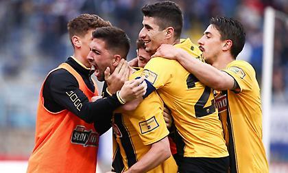 Πρέπει να υπάρχει και ποδοσφαιρικός εγωισμός στη μέση για τους παίκτες της ΑΕΚ