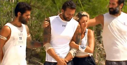 Survivor: Συγκίνηση Κυριάκου μετά την ανακοίνωση του επάθλου (vids)