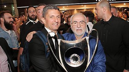 Σαββίδης: «Θέλουμε και το Κύπελλο, να κάνουμε το νταμπλ»!