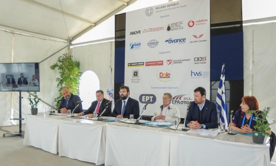 Το «Athens International Sailing Center» δείχνει τον δρόμο για την αξιοποίηση των ολυμπιακών έργων