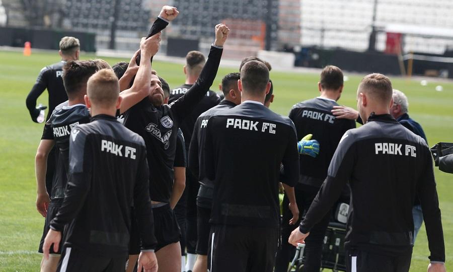 Τσορμπατζόγλου: «Υπάρχει  ασφυκτική πίεση στον ΠΑΟΚ για το Κύπελλο»