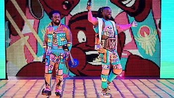 Δύο συναρπαστικοί αγώνες τίτλου απόψε στο Smackdown
