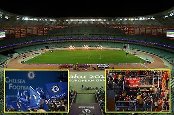Η εξήγηση της UEFA για τα μόλις 12.000 εισιτήρια σε Άρσεναλ και Τσέλσι