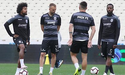 Τσορμπατζόγλου: «Είναι απόλυτα συγκεντρωμένοι στον τελικό οι παίκτες του ΠΑΟΚ»
