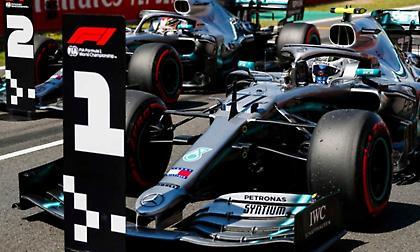 Κυρίαρχη και στην Ισπανία η Mercedes, στην pole position ο Μπότας