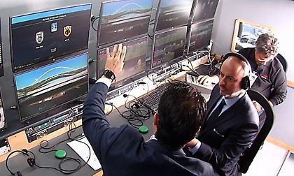 Έτσι λειτουργεί το VAR στο ΟΑΚΑ (video)