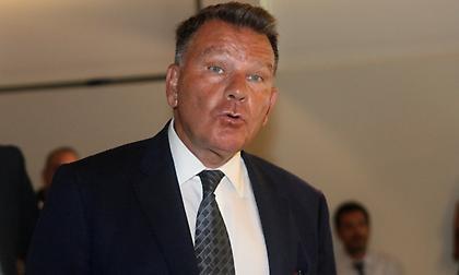 Έφυγε από το ΟΑΚΑ ο Κούγιας: «Είδα εγκληματίες με σιδερολοστούς»