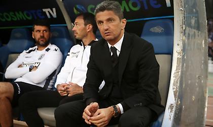 Λουτσέσκου: «Είμαστε η πιο επιτυχημένη ομάδα στην ιστορία του ΠΑΟΚ!»