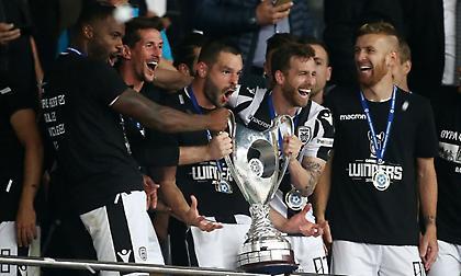 ΠΑΟΚ: «Μαγική σεζόν, δεύτερη σερί νίκη στο σπίτι της ΑΕΚ»