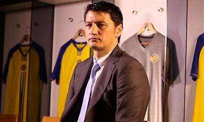 Βλ. Ίβιτς στον ΣΠΟΡ FM: «Ο ΠΑΟΚ έδειξε πως το ποδόσφαιρο στην Ελλάδα αλλάζει»