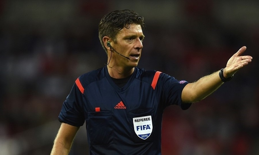 Ο Ρόκι σφυρίζει τον τελικό του Europa League