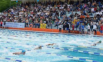 Τριήμερο κολυμβητικών αγώνων στα Ιλίσια