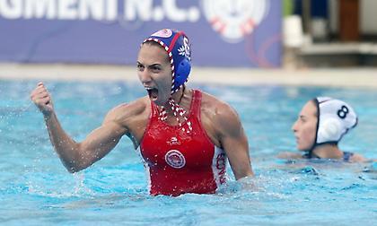 Break στο break από τον Ολυμπιακό!