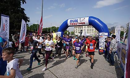 Όμορφες στιγμές από το Run Together Thessaloniki στο επίσημο βίντεο της διοργάνωσης