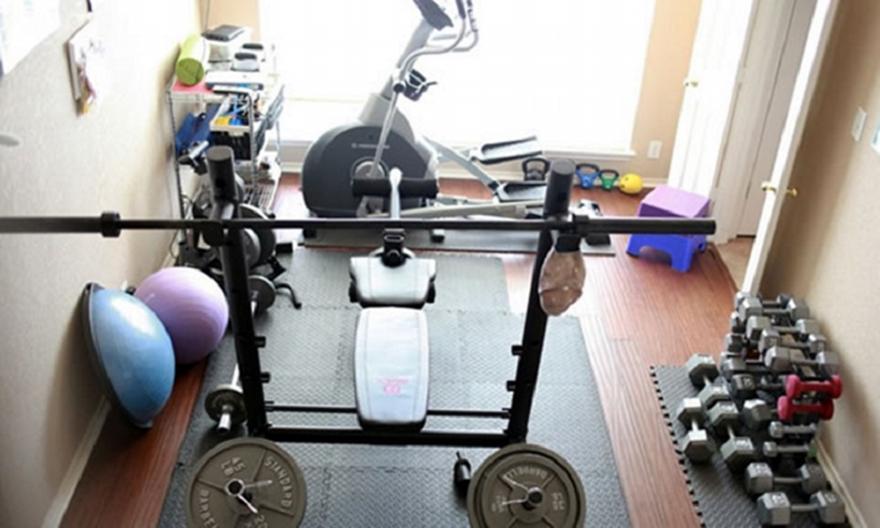 Πόσο κοστίζει να φτιάξεις το προσωπικό σου γυμναστήριο στο σπίτι;