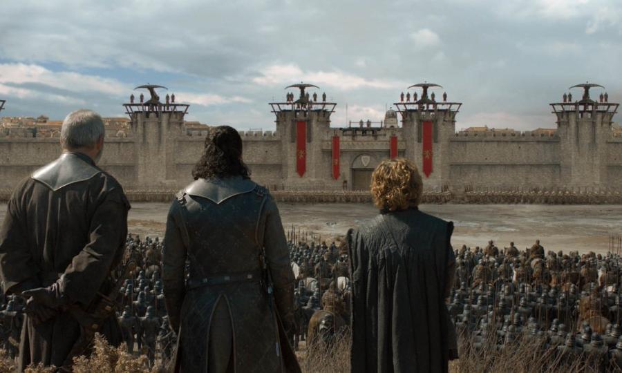 Ιστορικό χαμηλό για το 5ο επεισόδιο του Game of Thrones