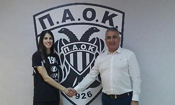 Ανακοίνωσε Πολυνοπούλου ο ΠΑΟΚ