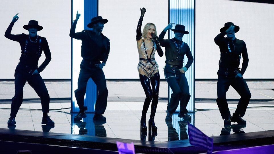 Eurovision 2019: Πιο σέξι από ποτέ η Τάμτα ξεσήκωσε το κοινό με το «Replay» (video)