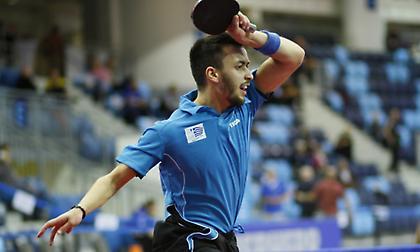 Ο Κωνσταντινόπουλος τη νίκη της ημέρας στο κροατικό Οπεν