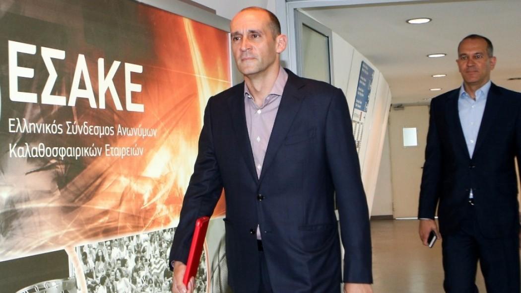 Αποχώρησε από το ΔΣ ο Ολυμπιακός-«Ας αρχίσουν τα playoffs μόνοι τους»