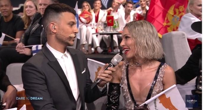 Eurovision 2019: Η… δύσκολη ερώτηση στην Τάμτα που δεν είδαμε ποτέ στην Ελλάδα (video)