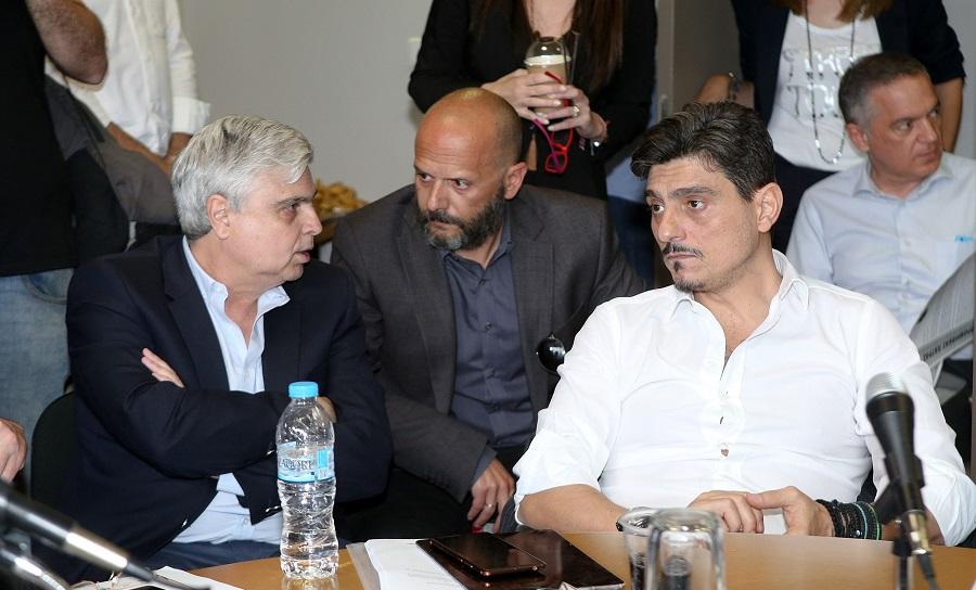 Δ. Γιαννακόπουλος: «Έβρισε τον Μάνο ο Γιώργος Αγγελόπουλος;»
