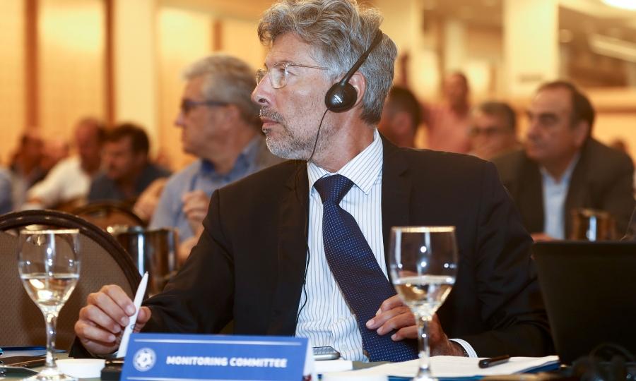 Δύσκολο να ανανεωθεί η σύμβαση του Περέιρα με την ΕΠΟ