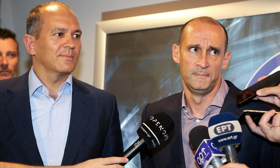 Ζέρβας: «Αίσθησή μου είναι πως ο Ολυμπιακός δεν θα κατέβει στα πλέι οφ»