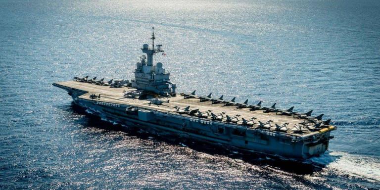 Νέο «χαστούκι» στην Τουρκία: Η Γαλλία στέλνει τον στόλο της στην Κύπρο
