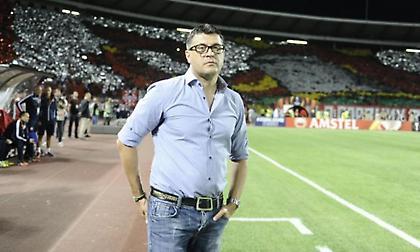 Μιλόγεβιτς: «Είναι 50-50 οι πιθανότητες να μείνω στον Ερυθρό Αστέρα»