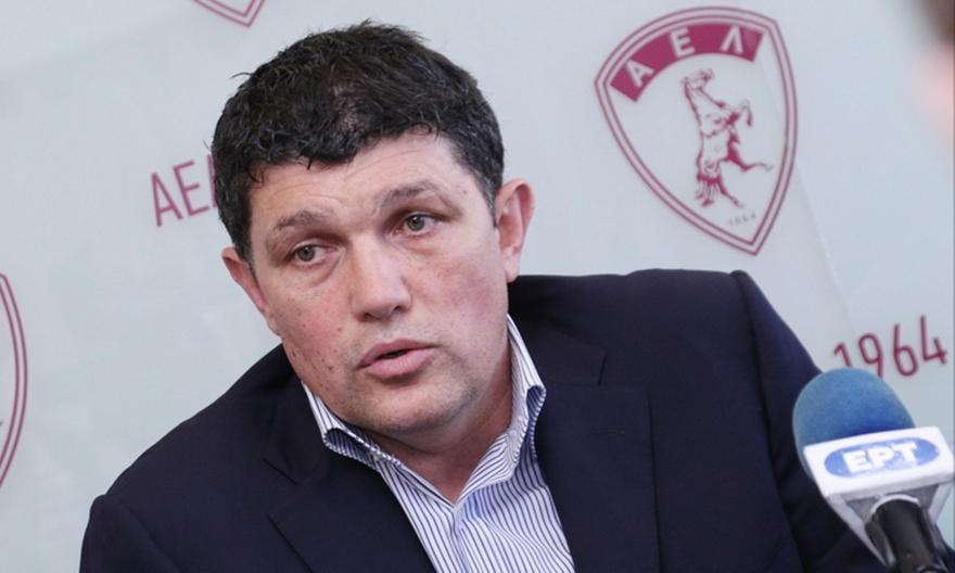 Πέτριτς: «Ευρώπη και τελικό Κυπέλλου με την ΑΕΛ»